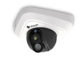 C3689 5 Mega Pixel Infra Red Mini Dome Camera