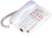 HS118 Escene Hotel/Motel Phone - White