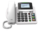 Akuvox Big Button IP POE Phone with Voicemail