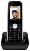 WIFI Genius X1 SIP Video Cordless Phone w Bonus Pouch valued at $25