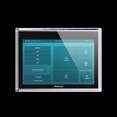 "IT83W Wireless Touch Screen Panel 10"" display + Camera for Door intercoms"