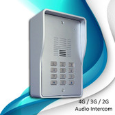AN1808 12S 4G LTE Door Intercom for ALL NETWORKS