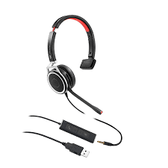 VBeT VTX208 Headset with 3.5mm + USB Connector