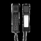 H2U B Fanvil Black Slimline Hotel Phone