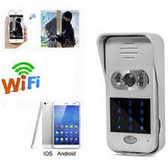 WF02 WiFi Door Intercom with keypad