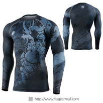 FIXGEAR CFL-82 Compression Base Layer Shirts