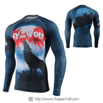 FIXGEAR CFL-87 Compression Base Layer Long Sleeve Shirts