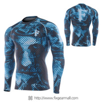 FIXGEAR CFL-66 Compression Base Layer Long Sleeve Shirts