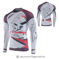 FIXGEAR CFL-S14 Compression Base Layer Long Sleeve Shirts