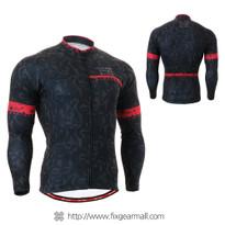 FIXGEAR CS-g601 Men's Cycling Jersey long sleeve