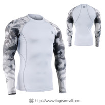 FIXGEAR CPD-WS10 Compression Base Layer Long Sleeve Shirts