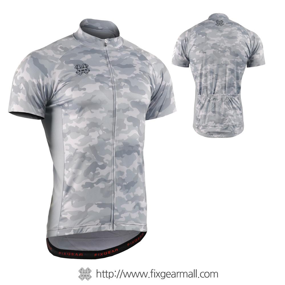 8fd28849d0f FIXGEAR CS-M1G2 Men's Short Sleeve Road Cycling Jersey