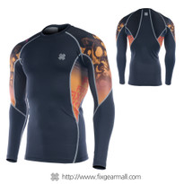 FIXGEAR C2L-B85 Compression Base Layer Long Sleeve Shirts
