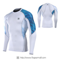FIXGEAR C2L-W65 Compression Base Layer Long Sleeve Shirts
