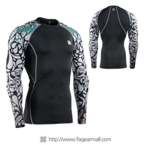 FIXGEAR CPD-B89 Compression Base Layer Long Sleeve Shirts