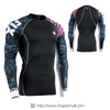 FIXGEAR CPD-BH3 Compression Base Layer Long Sleeve Shirts
