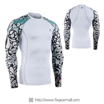 FIXGEAR CPD-W89 Compression Base Layer Long Sleeve Shirts