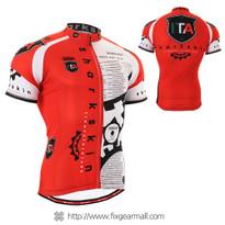 FIXGEAR CS-g402 Men's Cycling Jersey Short Sleeve