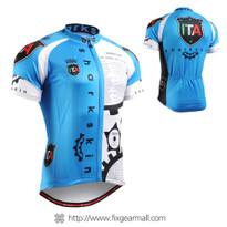 FIXGEAR CS-g502 Men's Cycling Jersey Short Sleeve