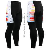 FIXGEAR LT-33 Mens Cycling Padded Pants