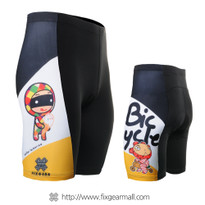 FIXGEAR ST-31Y Mens Cycling Padded Shorts