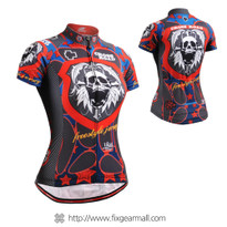 FIXGEAR CS-W1102 Women's Short Sleeve Cycling Jersey