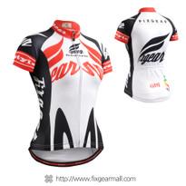 FIXGEAR CS-W1202 Women's Short Sleeve Cycling Jersey