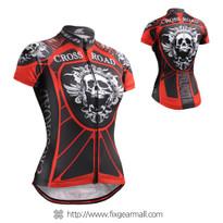 FIXGEAR CS-W1302 Women's Short Sleeve Cycling Jersey