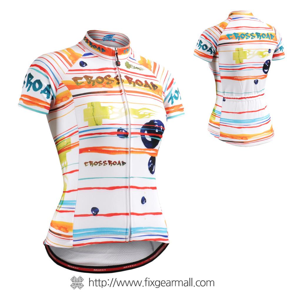 ... FIXGEAR CS-W2002 Women s Short Sleeve Cycling Jersey. Loading zoom 11c58ef64