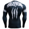 FIXGEAR CFL-18 Compression Base Layer Shirts back view
