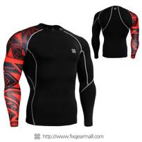 FIXGEAR CP-B2 Compression Base Layer Shirts