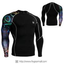 FIXGEAR CP-B3 Compression Base Layer Shirts