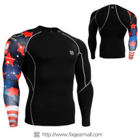 FIXGEAR CP-B10 Compression Base Layer Shirts