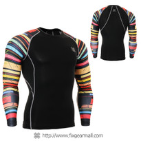 FIXGEAR CPD-B33 Compression Base Layer Shirts