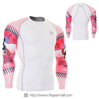 FIXGEAR CPD-W29 Compression Base Layer Shirts