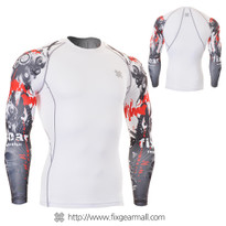 FIXGEAR CPD-W30 Compression Base Layer Shirts