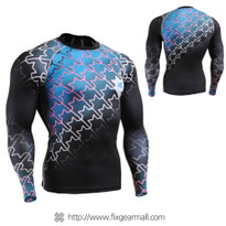 FIXGEAR CFL-69 Compression Base Layer Shirts