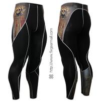 FIXGEAR P2L-B27 Compression Leggings Pants