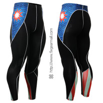 FIXGEAR P2L-B37 Compression Leggings Pants