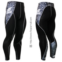 FIXGEAR P2L-B43 Compression Leggings Pants