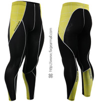 FIXGEAR P2L-B70Y Compression Leggings Pants