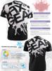 FIXGEAR RM-5402 T-Shirts Men's Sports Tee Description