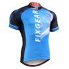 FIXGEAR CS-4602 Men's Cycling Jersey Short Sleeve front view
