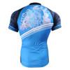 FIXGEAR CS-4602 Men's Cycling Jersey Short Sleeve back view