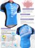 FIXGEAR CS-4602 Men's Cycling Jersey Short Sleeve description