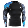 FIXGEAR CPD-B65 Compression Base Layer Shirts Front View