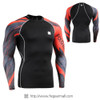 FIXGEAR CPD-B68 Compression Base Layer Shirts