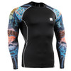 FIXGEAR CPD-B74 Compression Base Layer Shirts front view