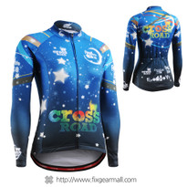 FIXGEAR CS-W2301 Women's Long Sleeve Cycling Jersey