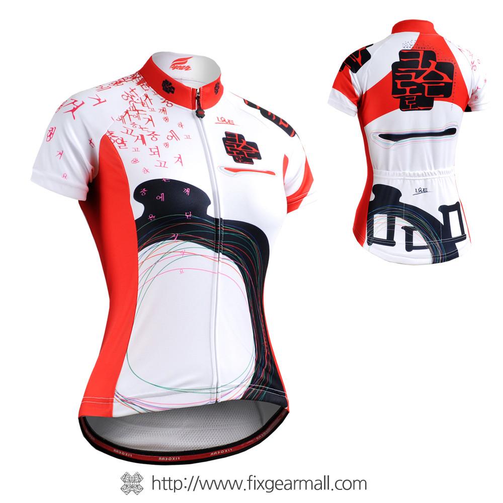 ... FIXGEAR CS-W2502 Women s Short Sleeve Cycling Jersey. Loading zoom ddc84935c